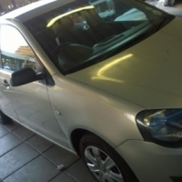2012 Volkswagen Polo Vivo Sedan 1.6 Base, Silver with 110000km available now!