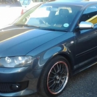 2007 Audi S3 quattro , sunroof , cd player , cruise control , alloy wheel , mags , ABS , AIR ,condit