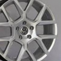 """NEVER TO BE REPEATED AGAIN SPECIAL!!!18"""" VW EDITION 35 MAGS & TYRES - BRAND NEW SET"""