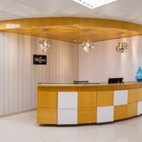 UP-MARKET OFFICES FULLY FURNISHED TO LET IN HARBOUR VIEW