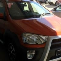 New Toyota Etios Cross