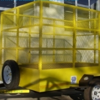 UTILITY TRAILERS NEW.