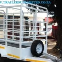 NEW CATTLE TRAILERS.