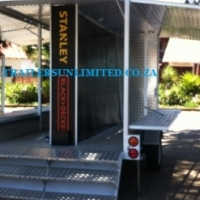 THE BEST ENCLOSED TRAILERS.