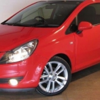 2010 Opel Corsa 1.4 Sport 3-Dr (Sunroof)