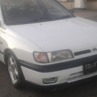 nissan sentra bubble shape very god condition for sale 1600