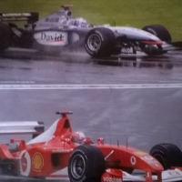 Three Formula One Pictures