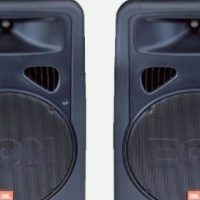 JBL Eon G2 Powered Speakers, used for sale  Randburg