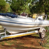 Boat for sale /All papers in order
