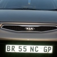 2012 Kia Picanto