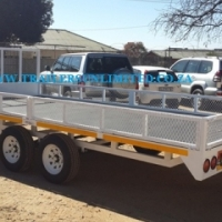 FLATBED TRAILERS SALE.