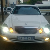 mercedes benz e320cdi in good condition for R 89999.00 very good condition