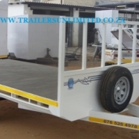 ((((( FLATBED TRAILERS )))))