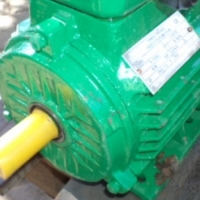 1.5 kw 380 volt electric motor.