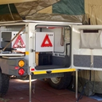 Cape Town 4x4 Trailer Hire - Affordable Camping Trailers for RENT - HIRE in Strand