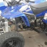 Yamaha Blaster 200 1999 stripping for spares