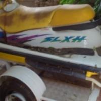 2 x Polaris Jet Skis