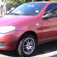 Fiat Palio 2006 . 140000Km .CD/FL , Alarm,Immobiliser,Central Locking,Mags .  R 29 000 Negotiable