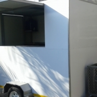 Vending Pancake / Food Trailer For Sale