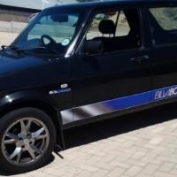 2009 VW Billabong Golf 1.4
