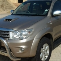 2010 Toyota Fortuner 3.0 D4D 4x4