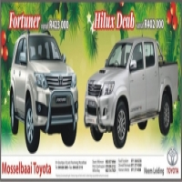 Mossel bay Toyota
