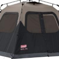 TENT. COLEMAN. Coleman Six (6) Person Instant Tent. NEW DEMO TENT.