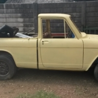 Daihatsu pony pick up to build a hotrod