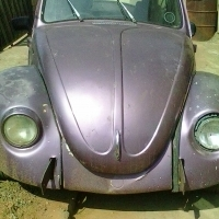 beetle to swap for quaf bike