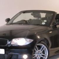 2010 BMW 120i Covertible Auto Neat!