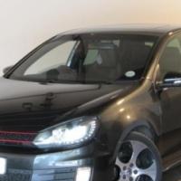 2011 VW Golf VI 2.0 TSi GTi DSG Only 62 430 Km!!