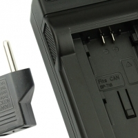 Used, DSTE DC131 Wall Charger for Canon BP-709 BP718 BP727 Battery With EU Plug for sale  Northern Suburbs