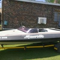 Camera speed boat '17 long with 225hp Mercury motor