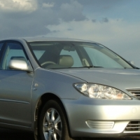 Toyota Camry GLi only 93000km