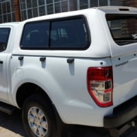 BRAND NEW GC FORD RANGER T6 2012-2015 DC WHITE CANOPY FOR SALE!!!