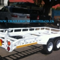 SPECIAL ON CAR TRAILERS.