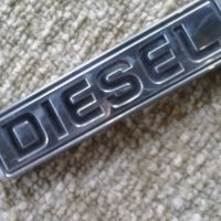 Toyota Hi-Lux 2.2 Diesel: badge