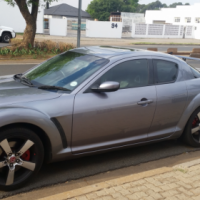Mazda Rx8 2005 Hi Power