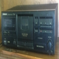 PIONEER Full Logic Control Cassette Player