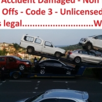 Cars and bakkies wanted urgently