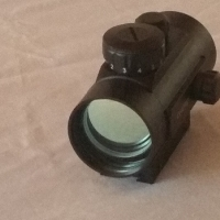 1x40RD Dot scope, Air rifle, Paintball