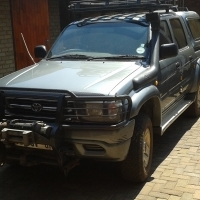 2001 Toyota Hilux Double Cab 3.0 4x4