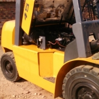 Truck Mobile Diesel mechanic
