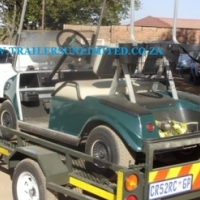 GOLF CAR TRAILER SALE!!!!!!!