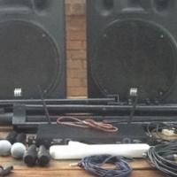 Dj Equipment for sale BARGAIN!