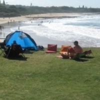 Lazy days onST MICHAELS ON SEA 1 bedroom self-cater spacious holiday flat sleeps 4 R380 pn for 2 OOS