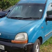 Renault Kangoo Panalvan 2001 Blue Lic R29 900-00 Phone Nico 079 601 9813