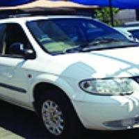 2001 Chrysler Grand Voyager