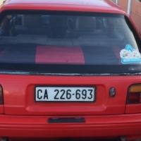 Wanted : Toyota Tazz anywhere in Western Cape