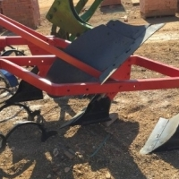 S402 Pre-Owned 3 Furrow Frame Plough / Raam Ploeg